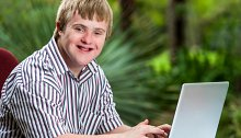 Occupational therapy can help people with learning disabilities live independently